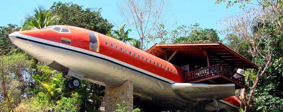 hoteles excéntricos / Costa verde