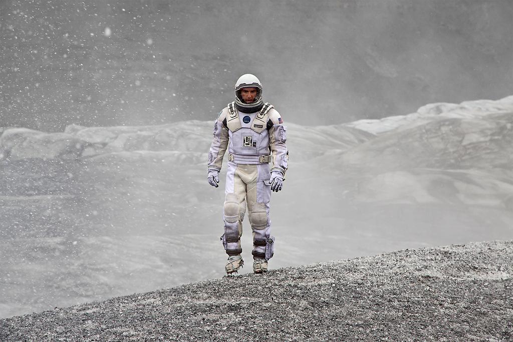 cuerpo en el espacio