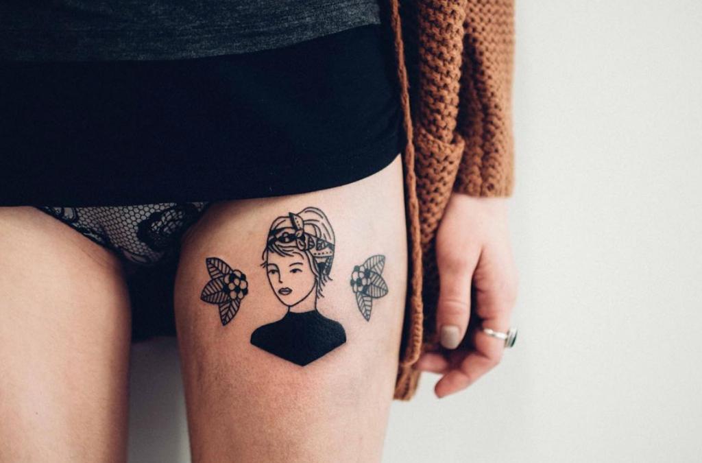 Tatuajes Que Sólo Podrán Llevar Las Mujeres Que Quieren Ser