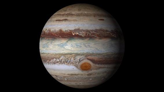 jupiter sonda espacial Juno