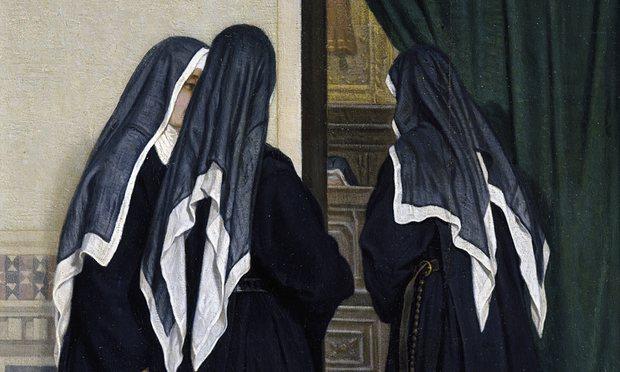 Ritos sexuales y asesinatos en un convento del sigloXIX