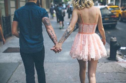 pareja cosas para ser feliz
