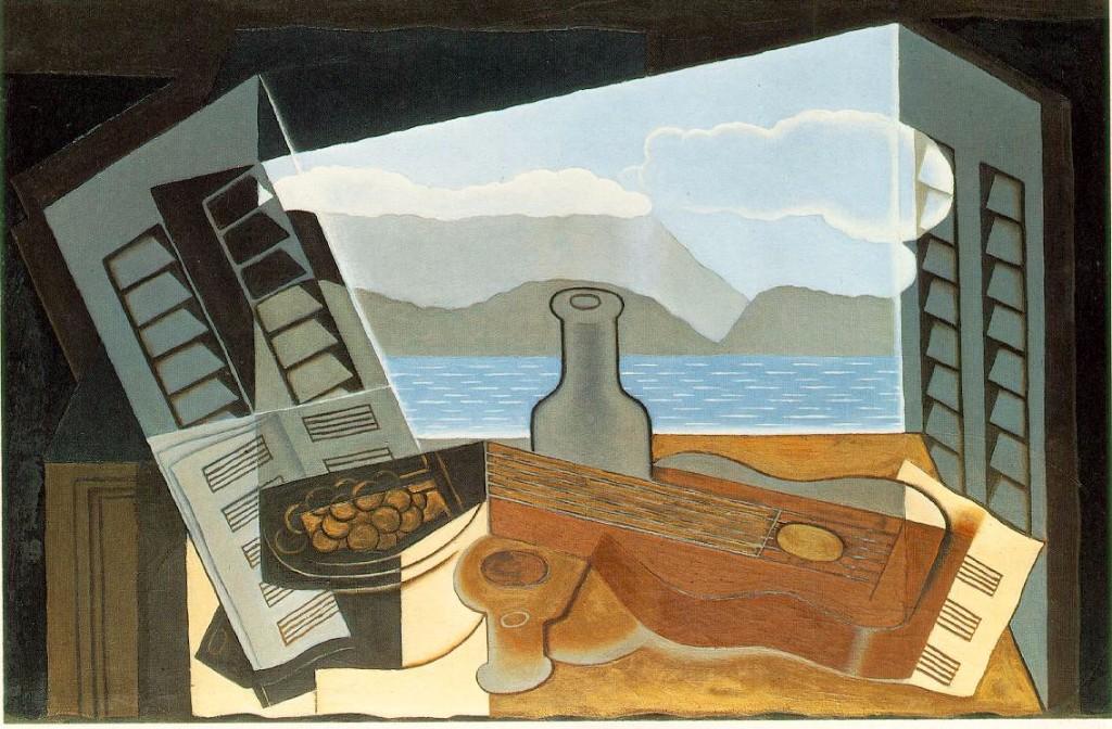 pinturas desconocidas juan gris