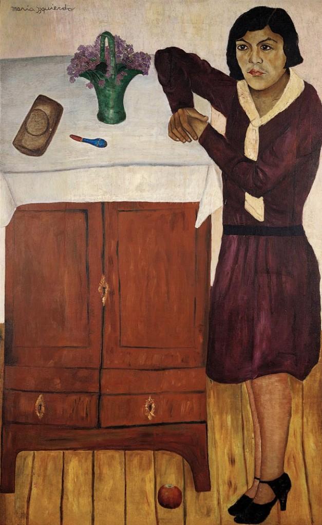 pinturas desconocidas maria izquierdo