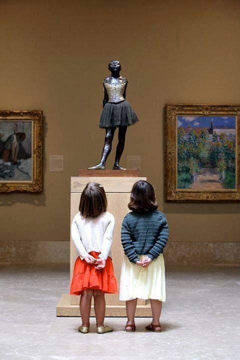 pinturas desconocidas niñas
