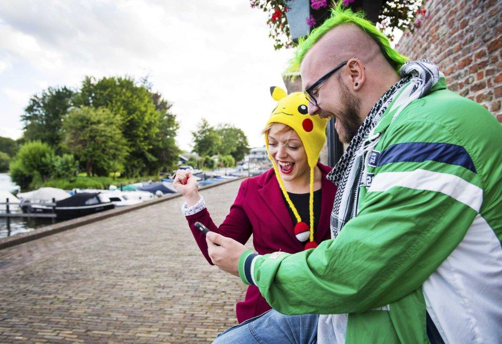 pokemon go lovers