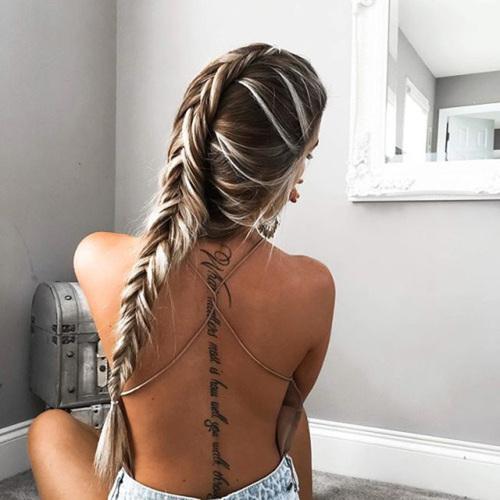 20 Frases Que Todas Las Mujeres Querrán Tatuarse Diseño Diseño