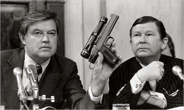 teorias de conspiracion pistola