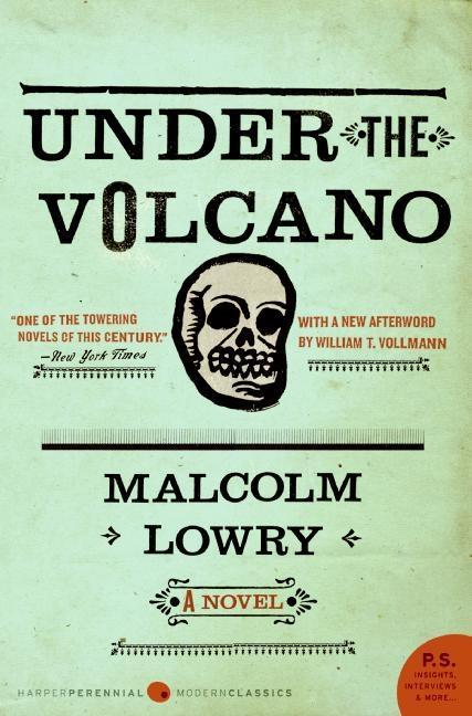 Autores como Charles Bukowski volcano