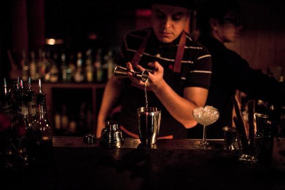 New York Times bars