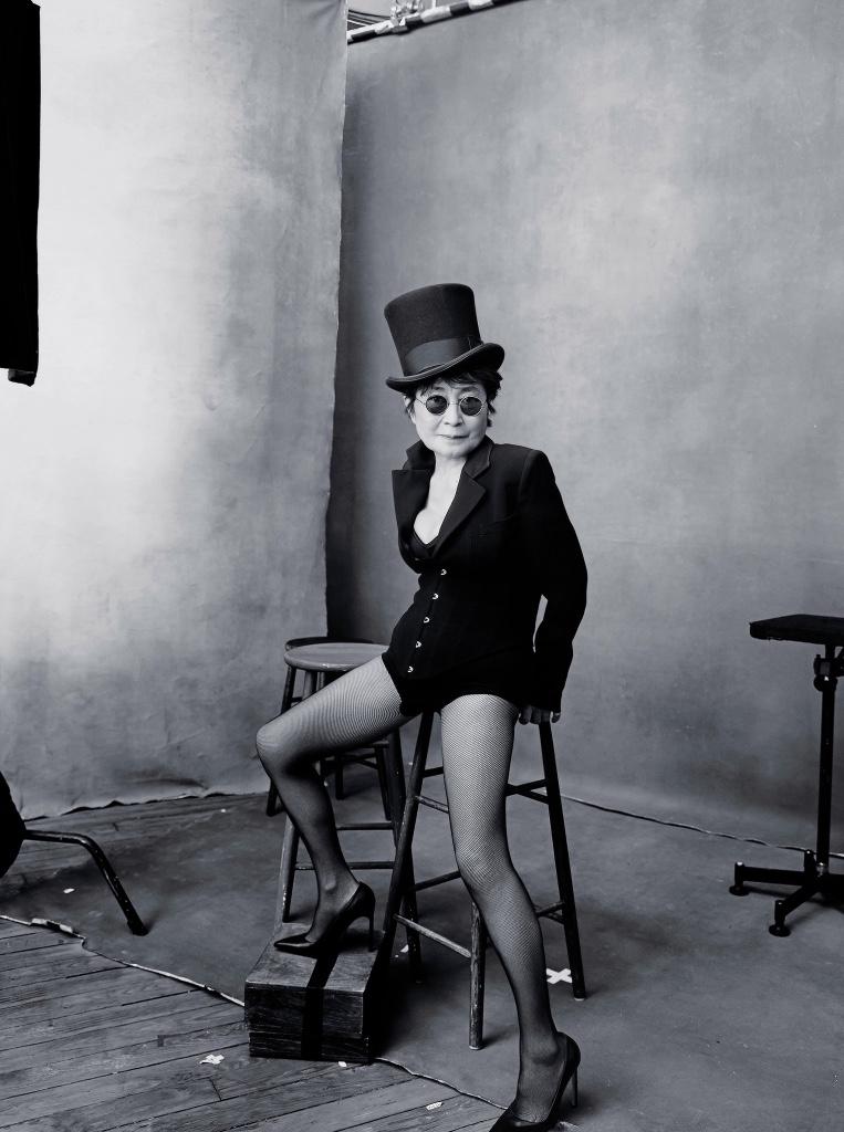 Yoko Ono artistas contemporaneos mas importantes