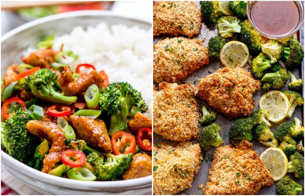 acelerar el metabolismo / brócoli