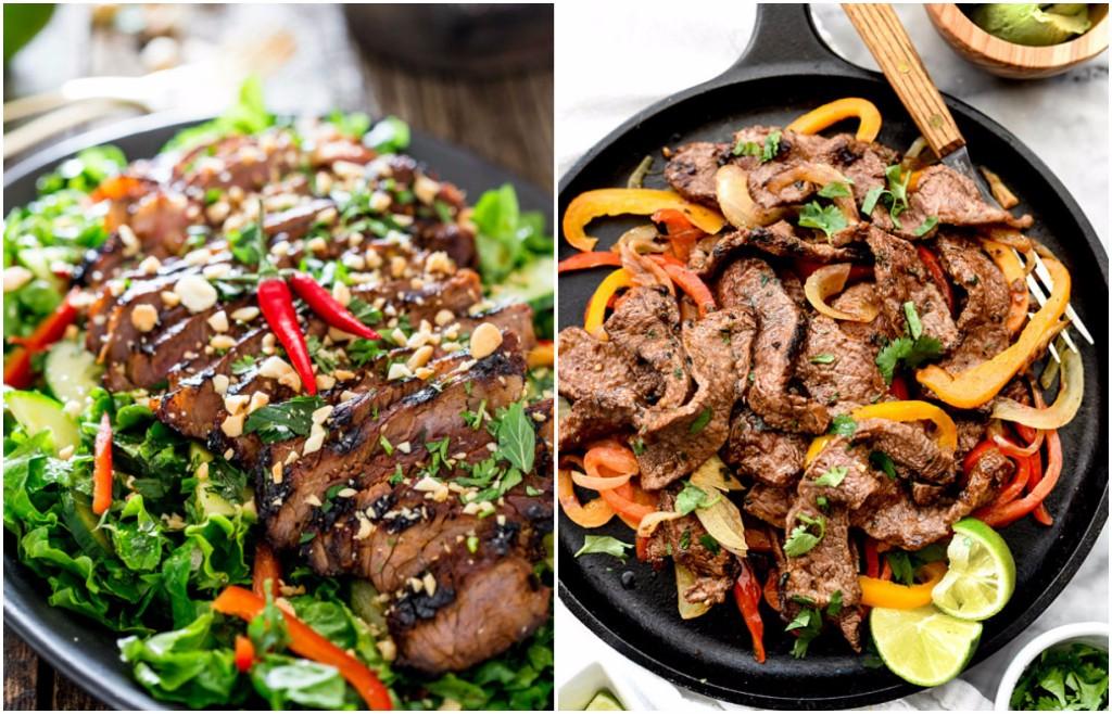 acelerar el metabolismo / carnes