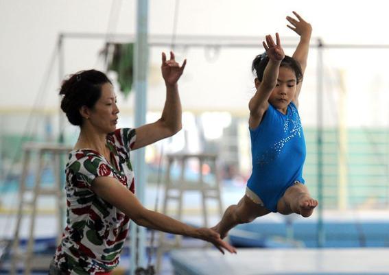 chinese olympians girls