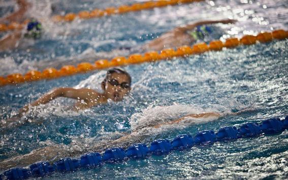 chinese olympians swim