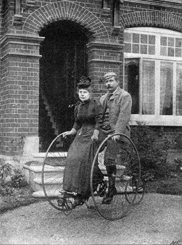 conan doyle bicicleta