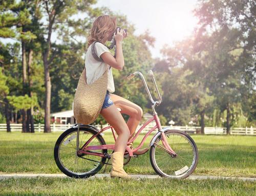 cualidades de una mujer bici