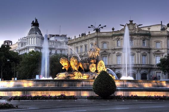 cultural destinations madrid