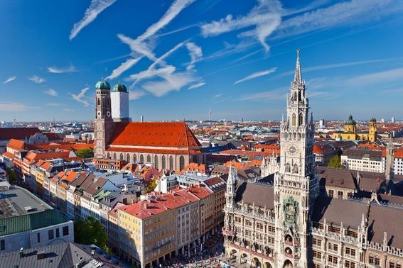 cultural destinations munich
