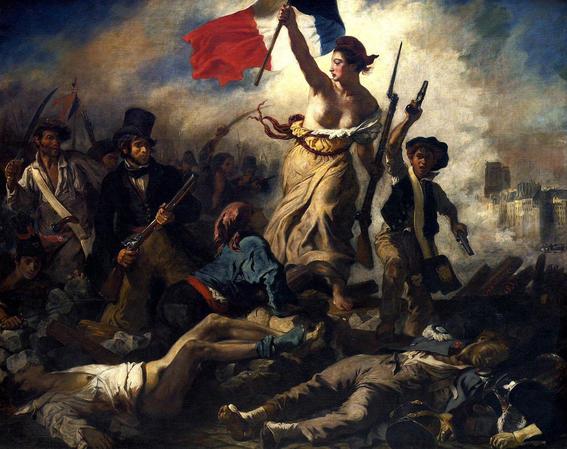 delacroix y la revolucion francesa