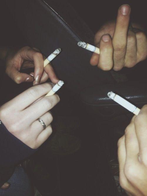 Pareja negro drogas