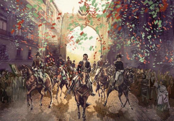 causas  de la Independencia de México