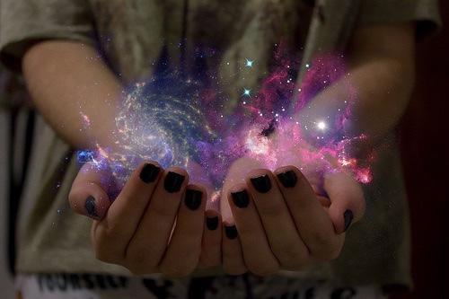 galaxy hands astrologia