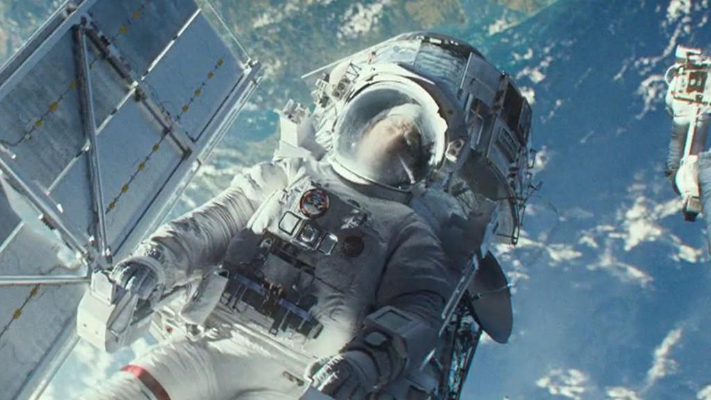 gravity prerguntas sobre el espacio