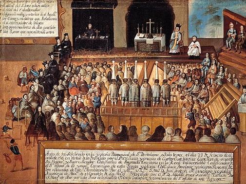 Historia de la Santa Inquisición