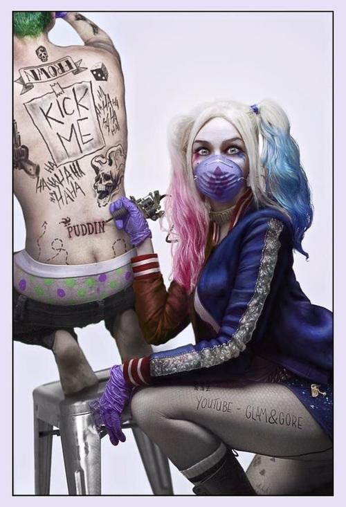 El Significado De Los Tatuajes Del Joker Diseno Diseno