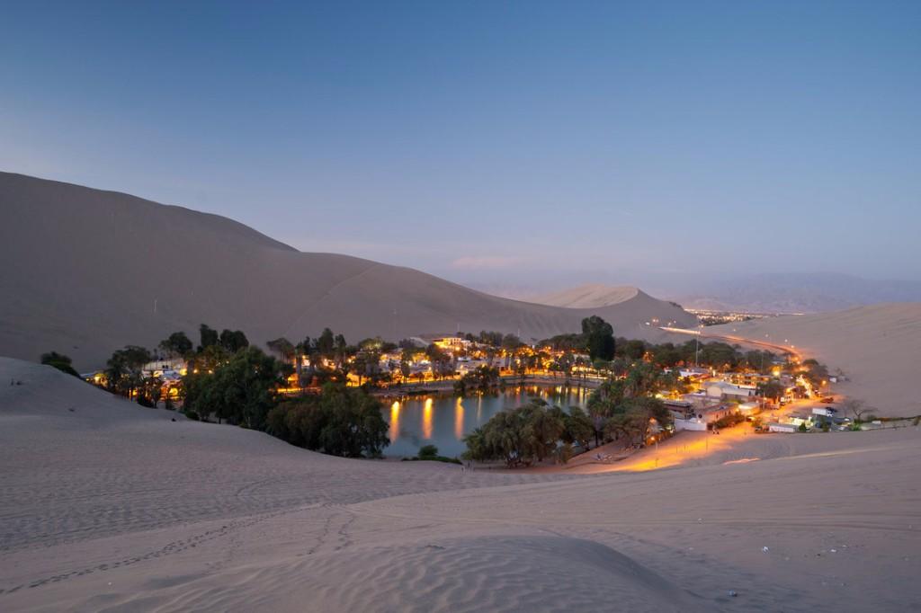 Latinoamérica / Huacachina
