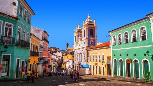Latinoamérica / Salvador de Bahía