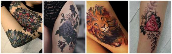 tatuajes a color 3