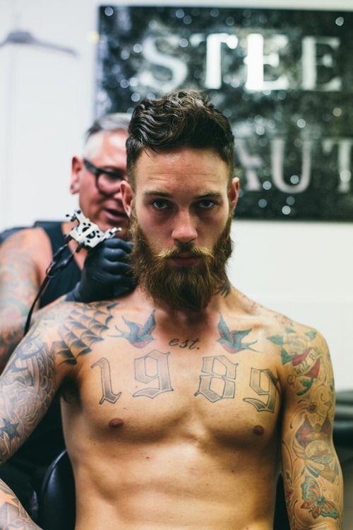 tatuajes de acuarela para hombre