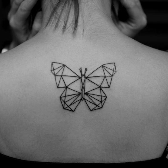 tatuajes populares mariposa