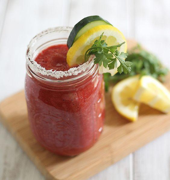 tomate jugo anti  acne