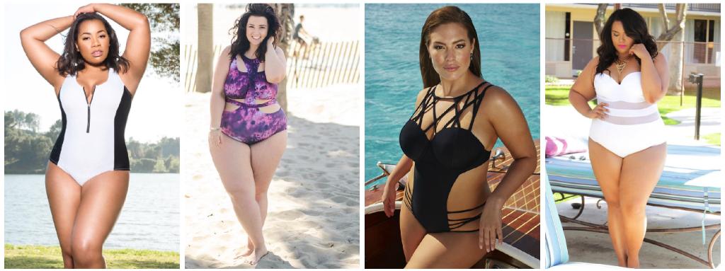 Trajes De Ba O Que Pueden Usar Las Mujeres Plus Size Moda