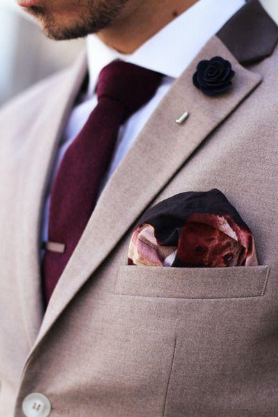 trajes de hombre