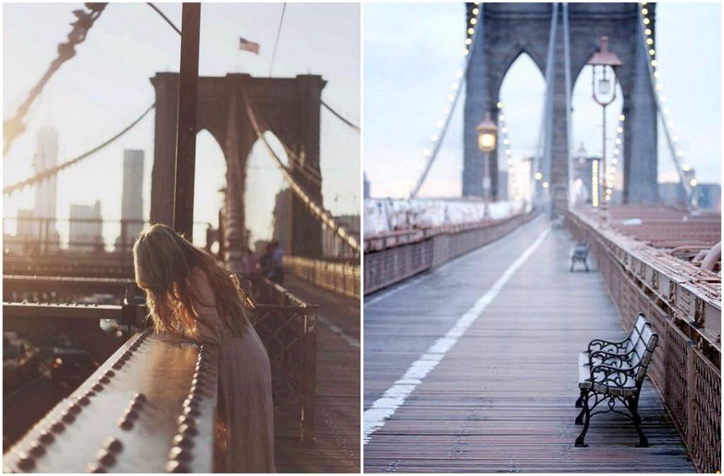 viaje por el mundo brooklyn puente eua