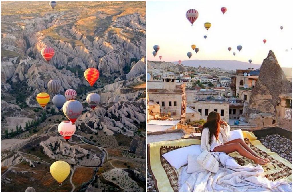 viaje por el mundo turquia capadocia