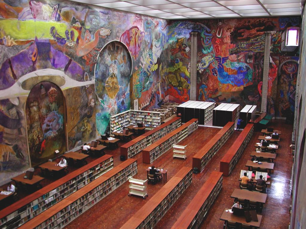 Biblioteca Lerdo de Tejada