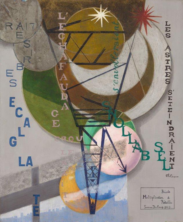 Dadaist women Duchamp 2