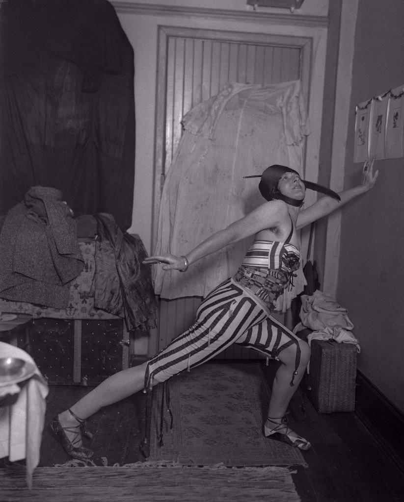 Dadaist women Elsa von Freytag-Loringhoven