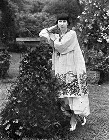 Dadaist women Florine Stettheimer