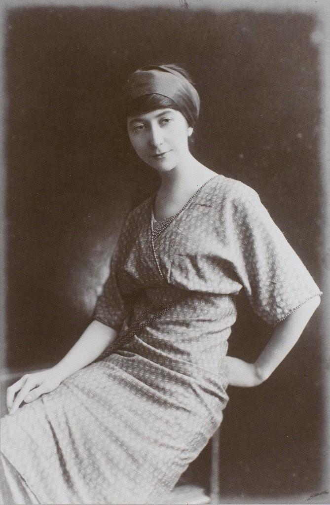 Dadaist women Juliette Roche