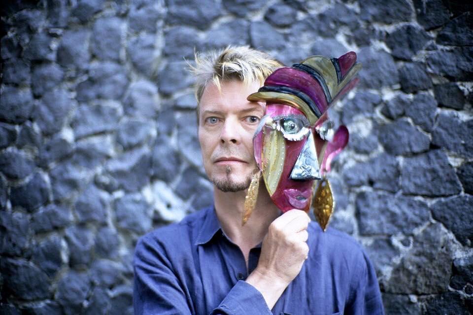 David Bowie Casa Azul