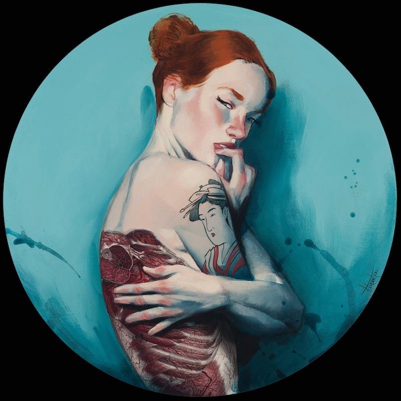 mujer y anatomía