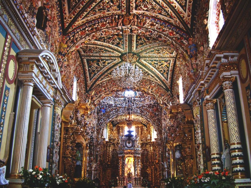 Iglesia de cholula