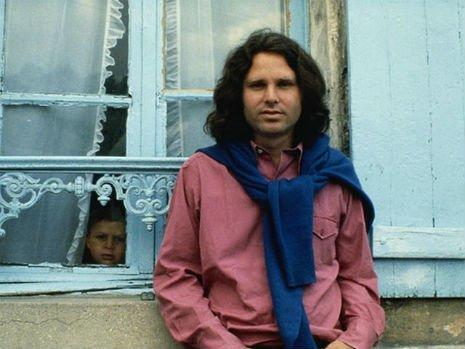 Poems By Jim Morrison paris