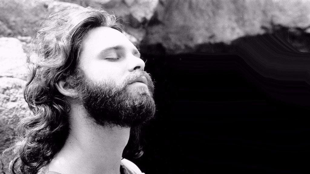 Jim Morrison Beard